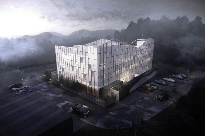 五华益塘项目-山顶酒店